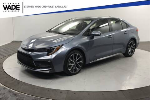 2020 Toyota Corolla for sale at Stephen Wade Pre-Owned Supercenter in Saint George UT