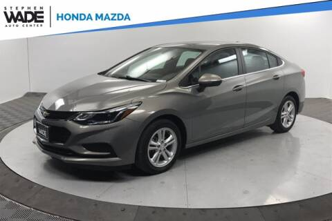 2017 Chevrolet Cruze for sale at Stephen Wade Pre-Owned Supercenter in Saint George UT