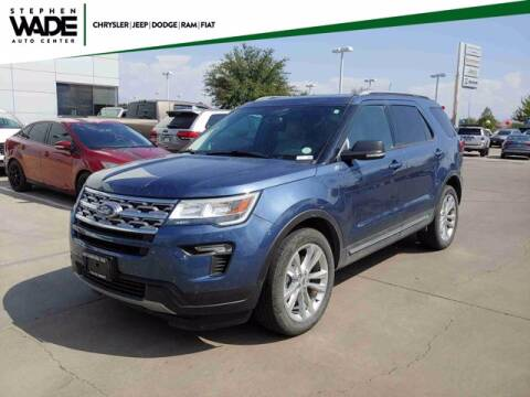 2019 Ford Explorer for sale at Stephen Wade Pre-Owned Supercenter in Saint George UT