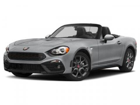 2019 FIAT 124 Spider for sale at Stephen Wade Pre-Owned Supercenter in Saint George UT