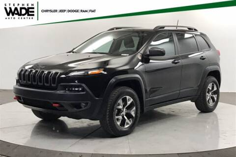 2016 Jeep Cherokee for sale at Stephen Wade Pre-Owned Supercenter in Saint George UT