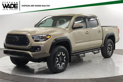 2018 Toyota Tacoma for sale at Stephen Wade Pre-Owned Supercenter in Saint George UT