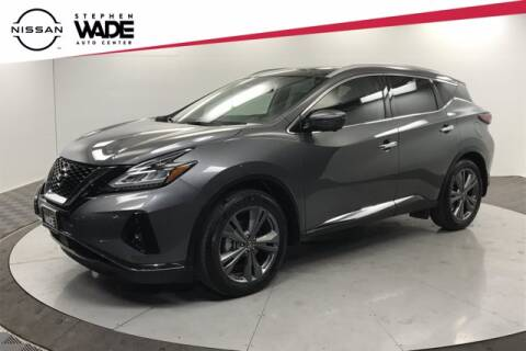 2019 Nissan Murano for sale at Stephen Wade Pre-Owned Supercenter in Saint George UT