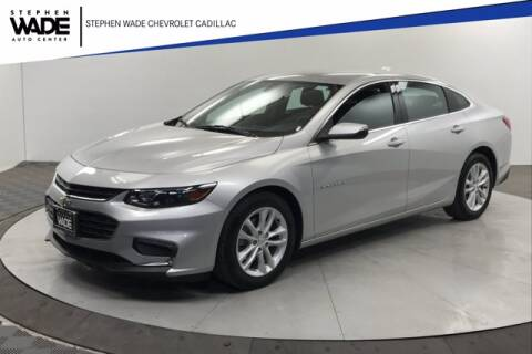 2018 Chevrolet Malibu for sale at Stephen Wade Pre-Owned Supercenter in Saint George UT