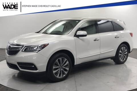 2014 Acura MDX for sale at Stephen Wade Pre-Owned Supercenter in Saint George UT