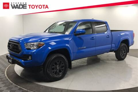 2020 Toyota Tacoma for sale at Stephen Wade Pre-Owned Supercenter in Saint George UT
