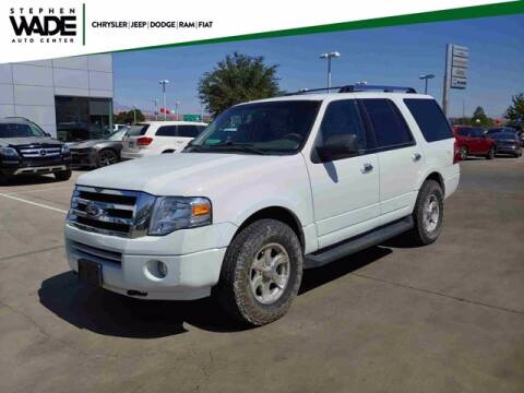 2012 Ford Expedition for sale at Stephen Wade Pre-Owned Supercenter in Saint George UT