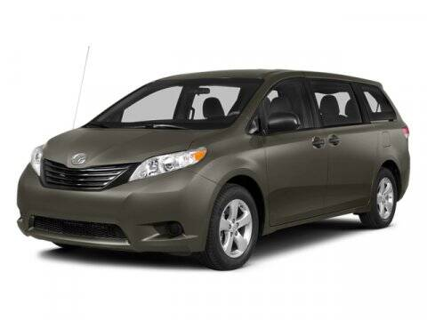 2014 Toyota Sienna for sale at Stephen Wade Pre-Owned Supercenter in Saint George UT