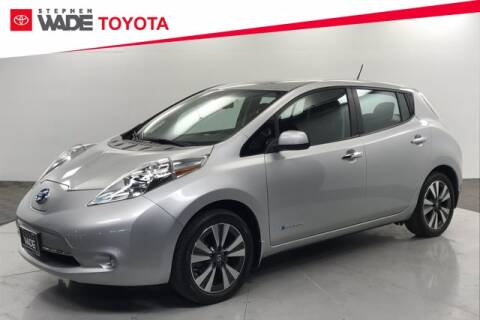 2016 Nissan LEAF for sale at Stephen Wade Pre-Owned Supercenter in Saint George UT