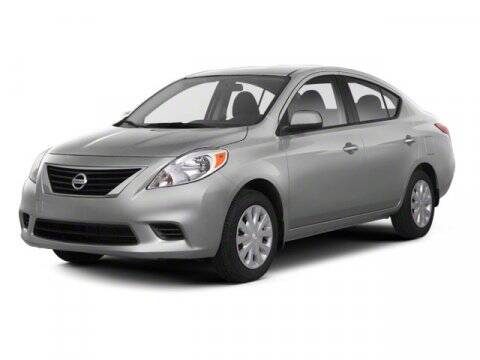 2012 Nissan Versa for sale at Stephen Wade Pre-Owned Supercenter in Saint George UT