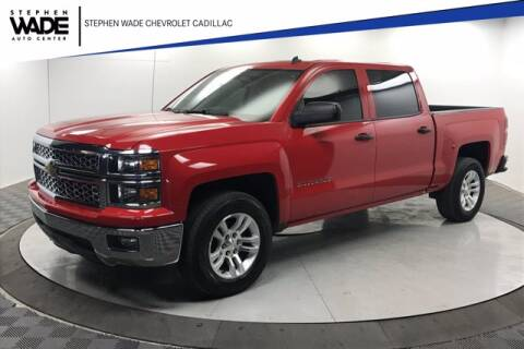 2014 Chevrolet Silverado 1500 for sale at Stephen Wade Pre-Owned Supercenter in Saint George UT