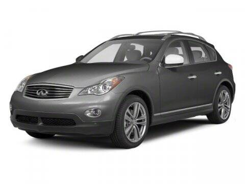 2012 Infiniti EX35 for sale at Stephen Wade Pre-Owned Supercenter in Saint George UT