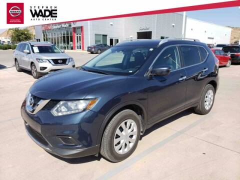 2016 Nissan Rogue for sale at Stephen Wade Pre-Owned Supercenter in Saint George UT