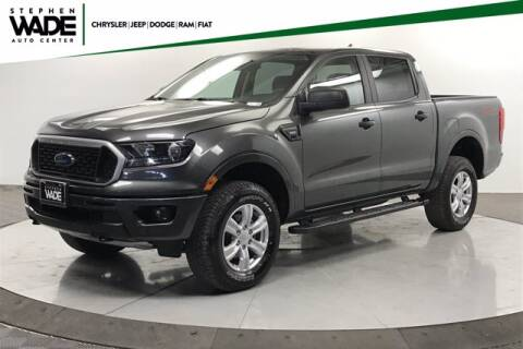 2019 Ford Ranger for sale at Stephen Wade Pre-Owned Supercenter in Saint George UT