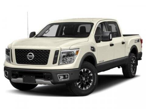 2018 Nissan Titan for sale at Stephen Wade Pre-Owned Supercenter in Saint George UT