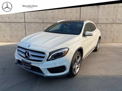 2016 Mercedes-Benz GLA for sale at Stephen Wade Pre-Owned Supercenter in Saint George UT