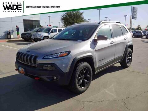 2018 Jeep Cherokee for sale at Stephen Wade Pre-Owned Supercenter in Saint George UT