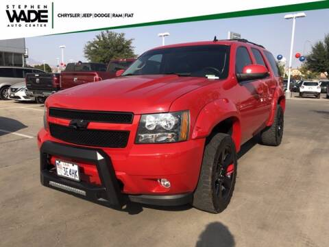 2014 Chevrolet Tahoe for sale at Stephen Wade Pre-Owned Supercenter in Saint George UT