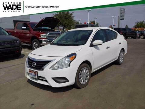 2016 Nissan Versa for sale at Stephen Wade Pre-Owned Supercenter in Saint George UT