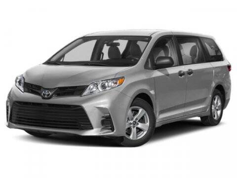 2020 Toyota Sienna for sale at Stephen Wade Pre-Owned Supercenter in Saint George UT