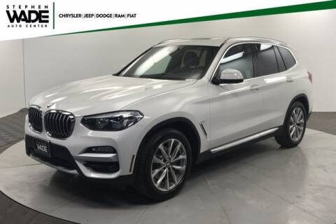 2019 BMW X3 for sale at Stephen Wade Pre-Owned Supercenter in Saint George UT