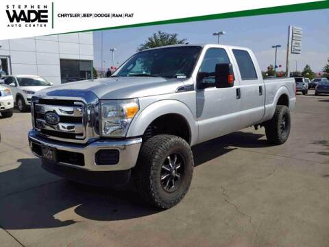 2016 Ford F-250 Super Duty for sale at Stephen Wade Pre-Owned Supercenter in Saint George UT