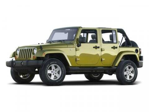 2008 Jeep Wrangler Unlimited for sale at Stephen Wade Pre-Owned Supercenter in Saint George UT