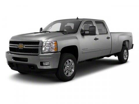 2011 Chevrolet Silverado 3500HD for sale at Stephen Wade Pre-Owned Supercenter in Saint George UT