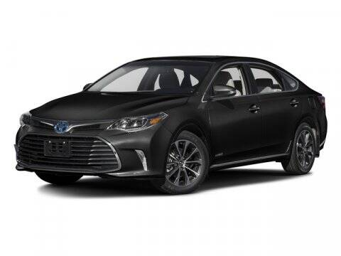 2016 Toyota Avalon Hybrid for sale at Stephen Wade Pre-Owned Supercenter in Saint George UT