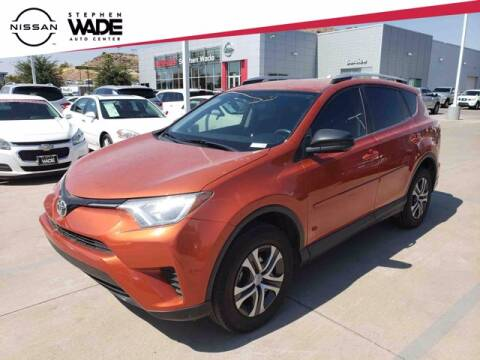 2016 Toyota RAV4 for sale at Stephen Wade Pre-Owned Supercenter in Saint George UT