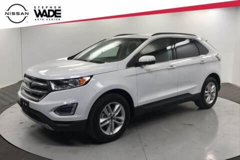 2017 Ford Edge for sale at Stephen Wade Pre-Owned Supercenter in Saint George UT