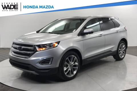 2016 Ford Edge for sale at Stephen Wade Pre-Owned Supercenter in Saint George UT