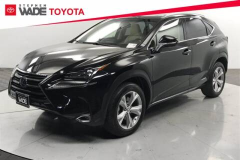 2017 Lexus NX 300h for sale at Stephen Wade Pre-Owned Supercenter in Saint George UT