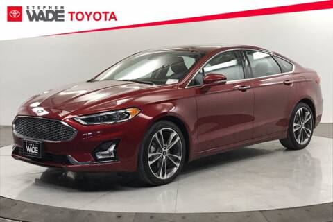 2019 Ford Fusion for sale at Stephen Wade Pre-Owned Supercenter in Saint George UT