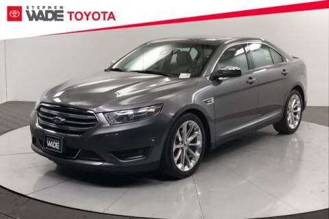 2014 Ford Taurus for sale at Stephen Wade Pre-Owned Supercenter in Saint George UT
