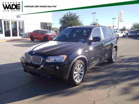 2014 BMW X3 for sale at Stephen Wade Pre-Owned Supercenter in Saint George UT