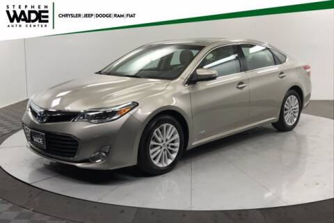 2013 Toyota Avalon Hybrid for sale at Stephen Wade Pre-Owned Supercenter in Saint George UT