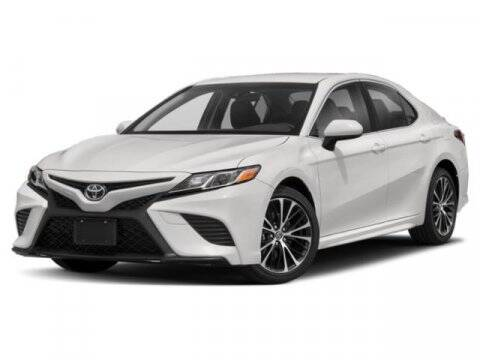 2018 Toyota Camry for sale at Stephen Wade Pre-Owned Supercenter in Saint George UT