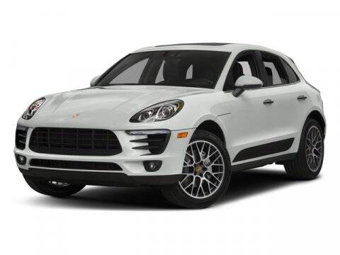 2018 Porsche Macan for sale at Stephen Wade Pre-Owned Supercenter in Saint George UT