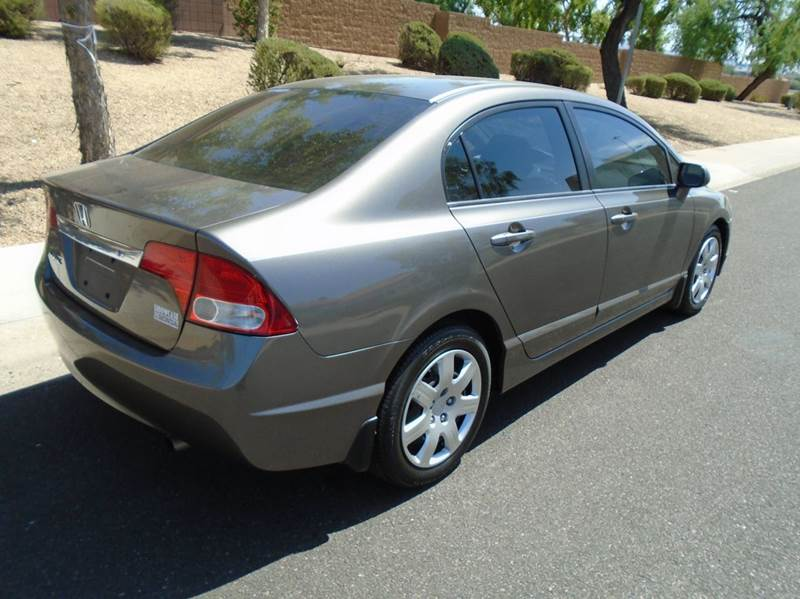 2010 Honda Civic LX 4dr Sedan 5A - Phoenix AZ