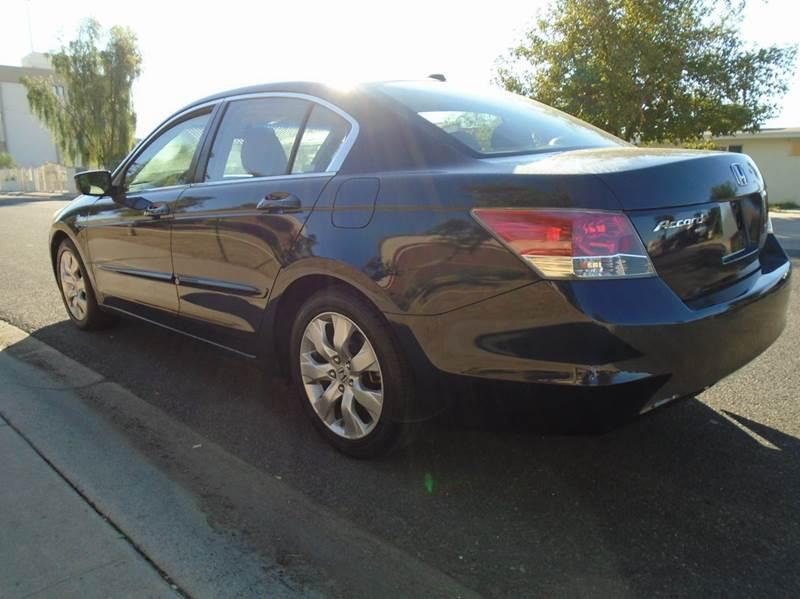 2008 Honda Accord EX-L 4dr Sedan 5A - Phoenix AZ