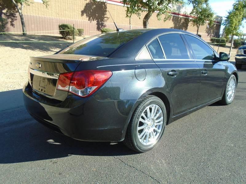 2011 Chevrolet Cruze ECO 4dr Sedan - Phoenix AZ
