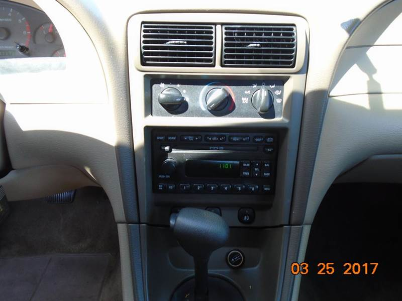 2002 Ford Mustang Deluxe 2dr Convertible - Phoenix AZ