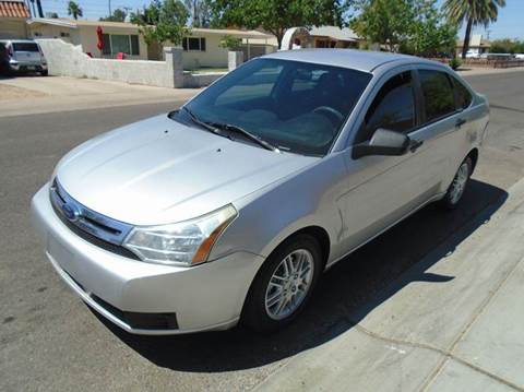 2010 Ford Focus for sale at Hyatt Car Company in Phoenix AZ