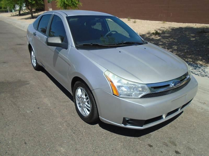 2010 Ford Focus SE 4dr Sedan - Phoenix AZ