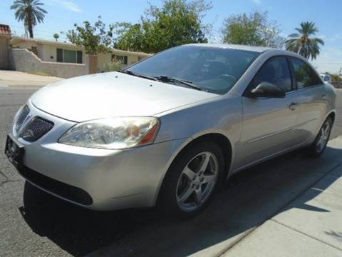 2007 Pontiac G6 for sale in Phoenix, AZ