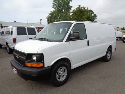 2012 Chevrolet Express Cargo for sale in Savage, MN