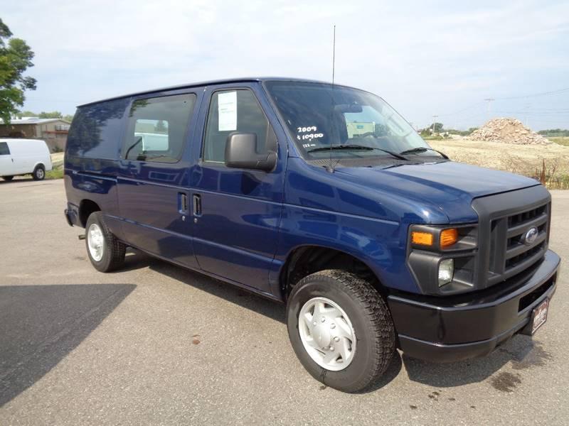 2009 ford e 150