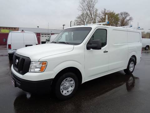 2014 Nissan NV Cargo for sale in Savage, MN