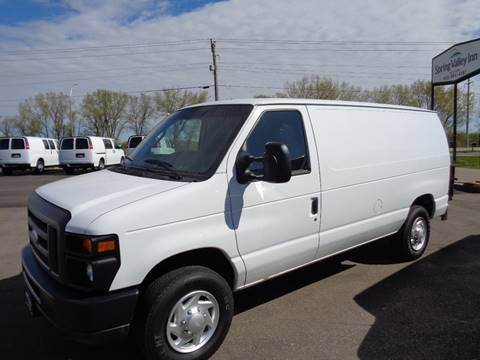 2013 Ford E-Series Cargo for sale in Savage, MN